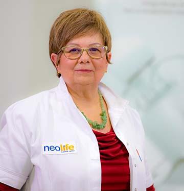 Conf. Univ. Dr. Gilda Mologhianu