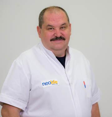 Dr. Cambrea Marius