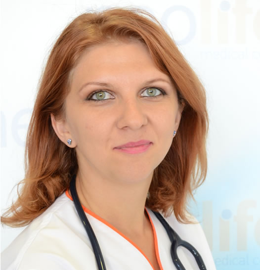 Dr. Comanescu Magda Elena