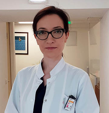 Dr. Irina Iftincai